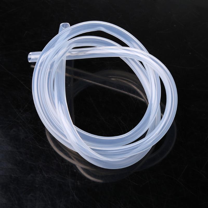 6mm X 9mm Silikon Rohr Schlauch Transluzente Rohr Lebensmittel Grade Ungiftig Weichen Gummi R06 Drop Schiff Attraktive Designs; Rohre & Armaturen Sanitär