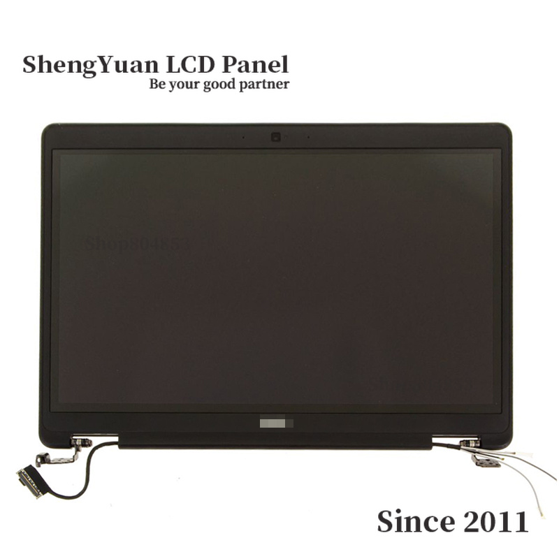 "Original 15.6"" Touchscreen  LCD Display Complete Assembly for Dell Latitude E5550 FHD  DP/N 5RR29"