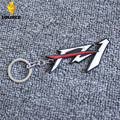 new brand Motorcycle Racing Key rings For Yamaha YZF R1 Hayabusa Keychain soft Rubber motocross Rings