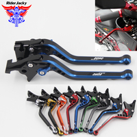 Mix Color Long CNC Adjustable Motorcycle Brake Clutch Levers For BMW S1000RR 2010 2014 2013 2012 2011