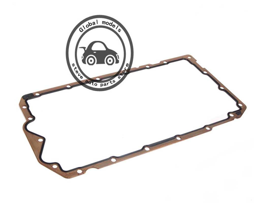 US $18 1 |Petrol Engine Oil Pan Sump Gasket for BMW E90 E91 316i 318i 320i  325d 328i 330d 335i 340i 316Li 320Li 328Li 335Li-in Camshafts, Lifters &