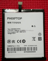 PHIXFTOP Original AB3000CWMC Battery For Xenium I908 Cellphone For PHILIPS CTI908 Mobile Phone Smart Phone 4