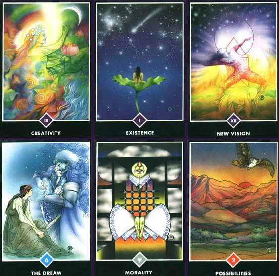 Full English Osho Zen Tarot Cards Factory Made High Quality Deck Board Game Cards