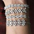 Nueva marca de moda de Lujo Boda de La forma de sillería Nuevo brazalete De Energía pulsera Para La Mujer envío gratis