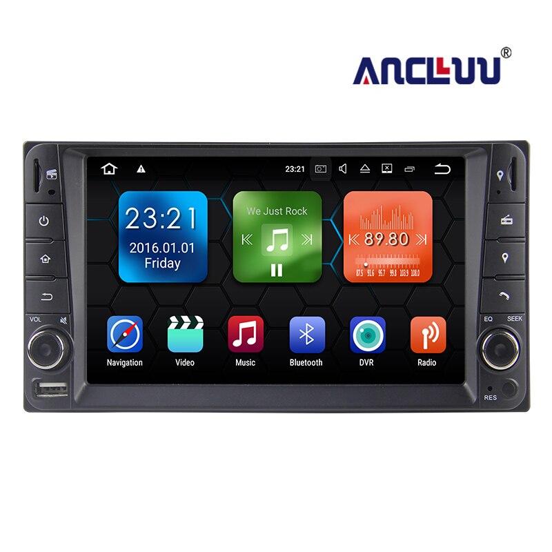 2 DIN 6.2 Quad Core Android 7.1 Универсальный dvd плеер автомобиля для Toyota Corolla RAV4 Hilux Yaris terios 4 бегун радио GPS BT карту