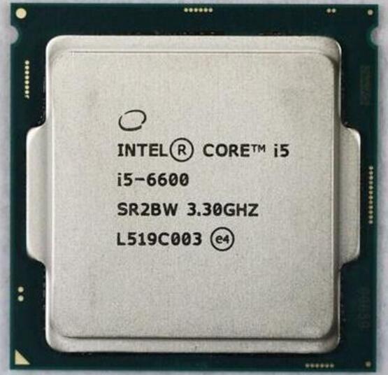 Новый оригинальный Intel Core i5 6600 процессор 3.3 ГГц/6 МБ кэш/quad core/socket LGA 1151/quad-core/desktop I5-6600 ПРОЦЕССОРА