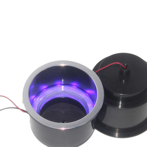 Image 5 - ABS Recessed Drinks Holder with RGB Light for Marine Boat Yacht RV Modified Vehicles