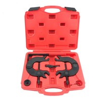 Engine Timing Lock Tool Kit Timing Tool Set For VAG Audi A4/A6 3,0 V6 T40030 T40028 T40026 T40011 3387