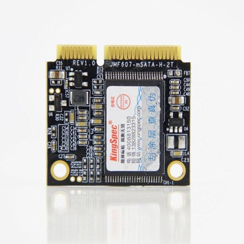 все цены на  ACSC2M256mSH Kingspec mini pcie Half mSATA ssd 256GB Module ssd hd solid state hard drive For Laptop Tablet PC computer hdd disk  онлайн