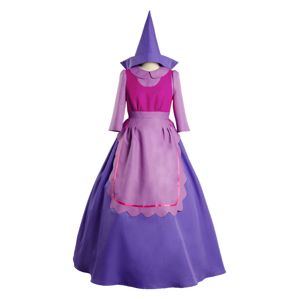 Nueva Películas belleza Cinderella Cosplay mouse Suzy vestido adulto ...