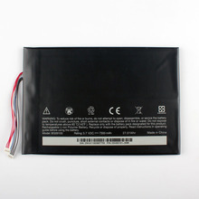 High Capacity Phone Battery For HTC Jetstream P715a P715 BG09100 7300mAh