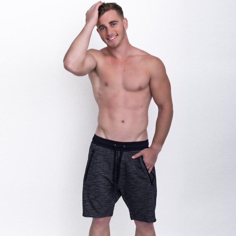Taddlee Brand Män Shorts Fitness Calf-Length Jogger Sweatpants - Herrkläder - Foto 2