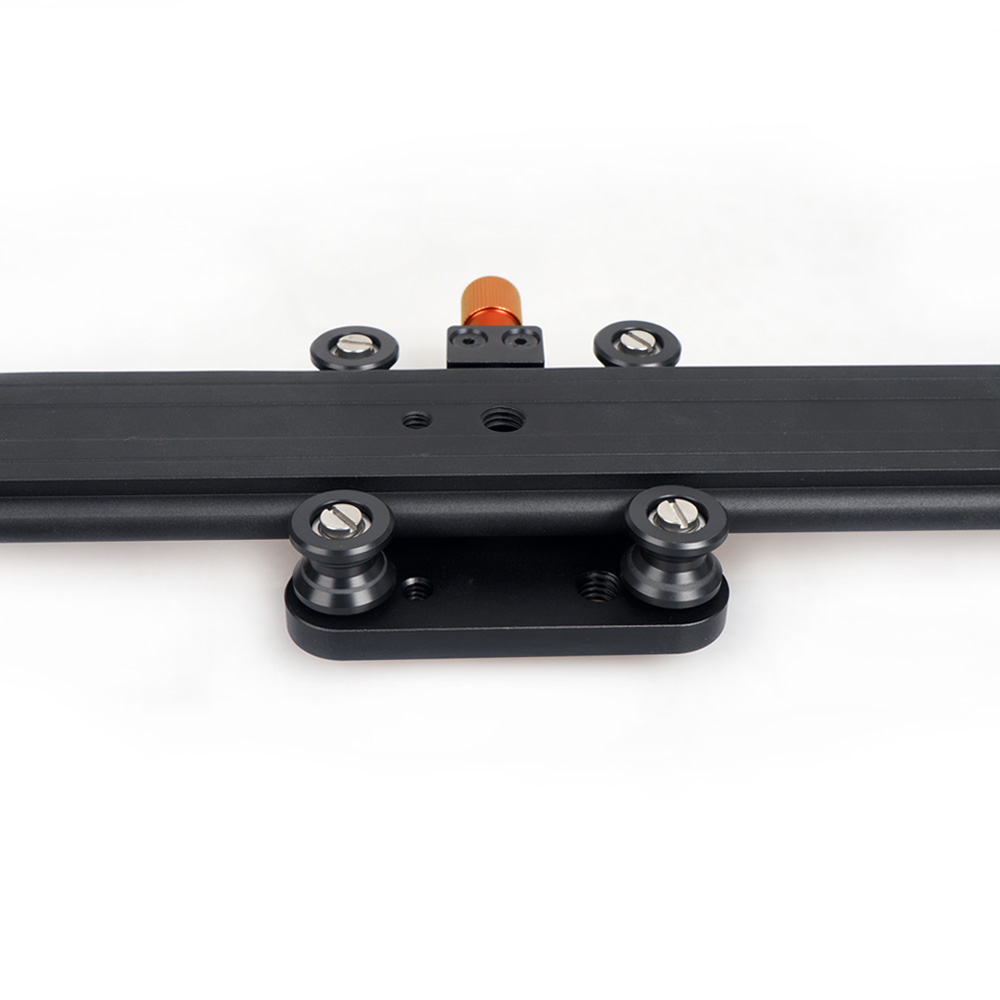 Commlite 60CM / 80CM Aluminium Alloy Wheel Sliding-Pad Video Spår - Kamera och foto - Foto 4
