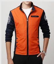 Jacket Men Windbreaker 2016 Autumn New Fashion Jacket Men's Hooded Casual Jackets Male Jacket Coat Thin Brand Men Coat Outwear