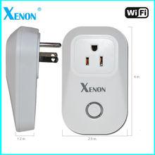 works with Amazon echo Alexa US Smart Wifi Plug Power Socket Wireless Home Automation Remote Control Timer Switch Plug