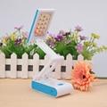 Марка Аккумуляторная Вращающийся 14-светодиодов Складной LED Light Reading Стол Стол Кемпинг Прикроватная Лампа Лучший Подарок