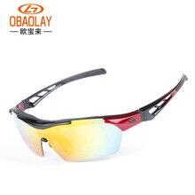 Women's/Men's Polarized Sunglasses Sports Glasses Climbing Hiking Eyewear UV Protection Riding Sports Glasses