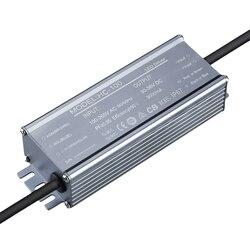 100W 120W 150W 200W 240W 300W Super Power IP65 0-10V 1-10V Dimmen Flimmern-Freies Led-treiber Konstante Strom Ausgang