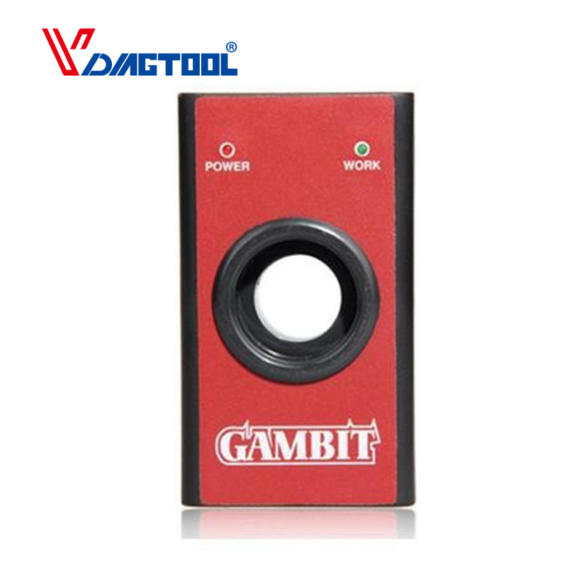 Professional Gambit programmer Car Key Master II Car Key Master 2 RFID transponders Programming & Generating Scanner