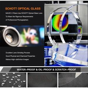 Image 5 - מצלמה מסנן אופטי זכוכית ND2 400 צפיפות ניטרלי מדעך משתנה ND מסנני מתכוונן 30mm 37mm 40.5mm 43mm 49mm אוניברסלי ND