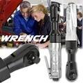 1/2 3/8 quadratischen Kopf Air betrieben Ratsche Single end Wrench Hand Reparatur Werkzeug Für Auto-in Schraubenschlüssel aus Werkzeug bei