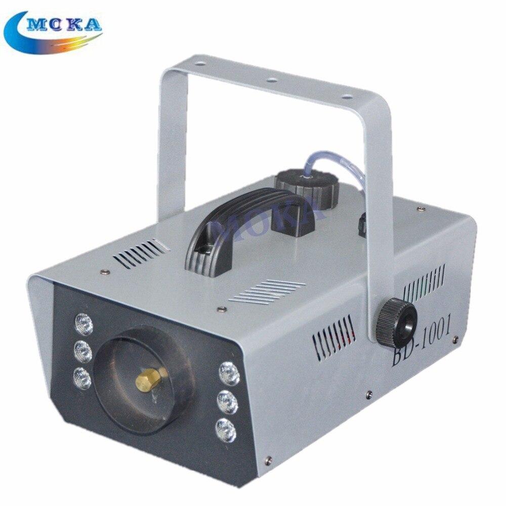 4pcs/lot 900W Led Power Fog machine System For Entertainment DJ Equipment home entertainment system