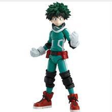 Figma 323 My Hero Academia Character Midoriya Izuku Vinyl PVC Action Figure Collection Model Toys 17cm