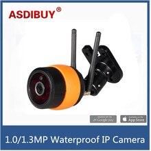 1.0/1.3 Мегапиксельной wi-fi Ip-камеры открытый AP режиме как wifi/etherent связи IP водонепроницаемая Камера ИК