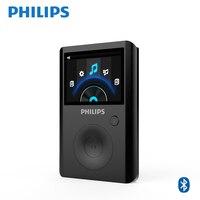 Оригинальный PHILIPS SA8232 DSD 32G MP3 плеер Bluetooth HIFI плеера двухъядерный Процессор поставляются с тремя кожаный чехол для Бесплатная