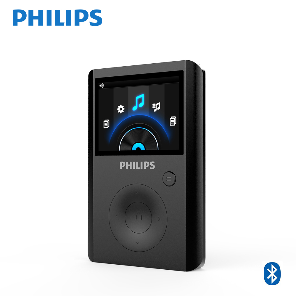 Original PHILIPS SA8232 DSD 32G MP3 Player Bluetooth HIFI Music Player Dual Core CPU Come With three Leather Case for free