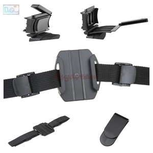 Image 3 - Helm Hoofd Montage Mount Kit Voor Sony Actie FDR X3000 HDR AS30V HDR AS100V Hdr AS20 AS30V AS300 AS200V AS100V Als BLT UHM1