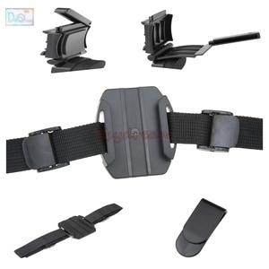 Image 3 - Kask głowy montażowy zestaw do Sony działania FDR X3000 HDR AS30V HDR AS100V HDR AS20 AS30V AS300 AS200V AS100V jak BLT UHM1