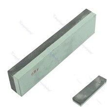 Neue 400 800 Grit Doppelseitige Borcarbid Messerschärfer Stein Whetstone Werkzeug JJ2834