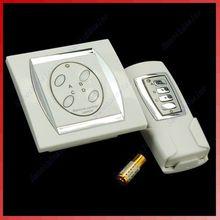 4-канальный видеорегистратор на включения/выключения Управление переключатель Мощность цифровой Беспроводной дистанционного Управление светильник