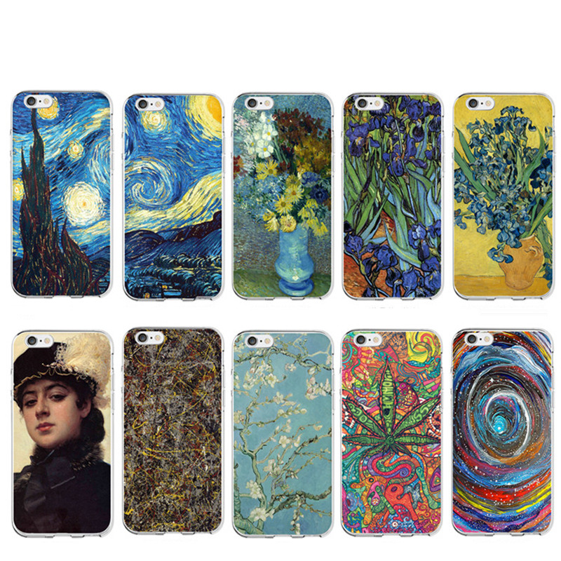 Abstractionism art phone case for apple iphone floral for Case design