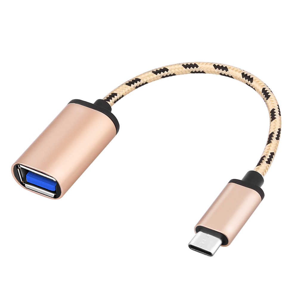 medium resolution of type c otg cable adapter usb 3 1 type c male to usb 3 0 a female
