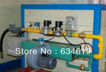 600000 kcal hot air baking two stage LPG&NG burner, 2 stage propane&Butane heater, automatic gas heating machine