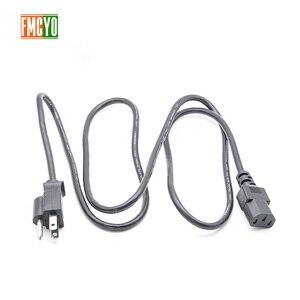 Image 4 - Cable de alimentación US 2,5 m 2 Pin redondo AC US Plug mm2 grueso servidor Cable de alimentación/plomo/Cable para servidor UPS/PDU