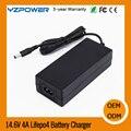 Saída 14.6 V 4A carregador Usado 12 v 4A carregador de bateria LiFePO4