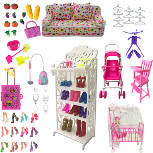 NK Mix Doll Plastic Furniture