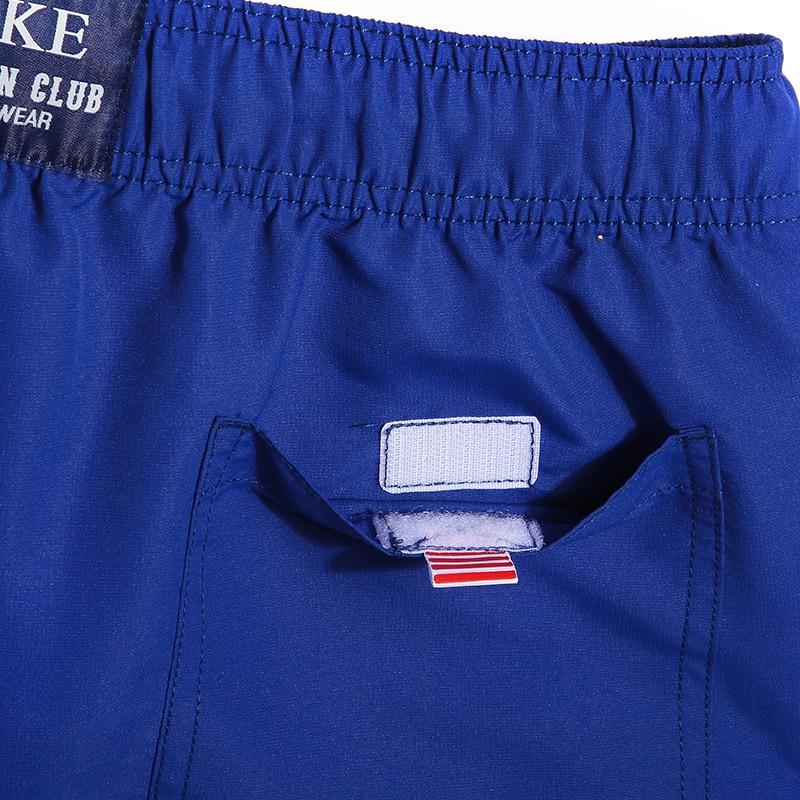 QIKERBONG Hombres Pantalones cortos de playa Bañadores Bañadores - Ropa de hombre - foto 4