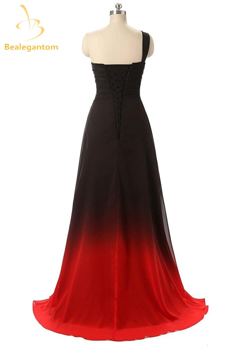 One Strap Graduation Dresses