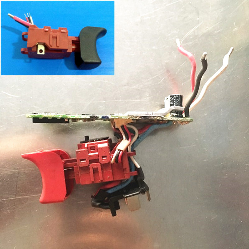 Electronic Module Switch For BOSCH GSR10.8V-EC TE GSR12V-EC GSR10.8V-EC GSR10.8V-EC HX GSR12V-20HX2