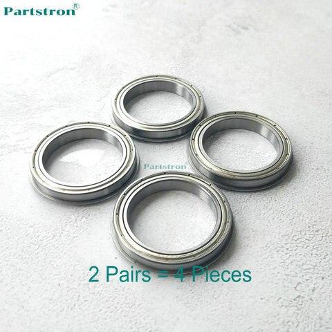 2 pares dzlm000168 rolamento de rolo superior para uso em panasonic dp8035 dp3510 dp2310 2330