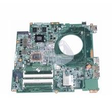 763428-501 763428-001 Pour HP Pavilion 17 17-F Mère D'ordinateur Portable DAY23AMB6F0 A10-5745M CPU 260 M 2 GB GPU DDR3