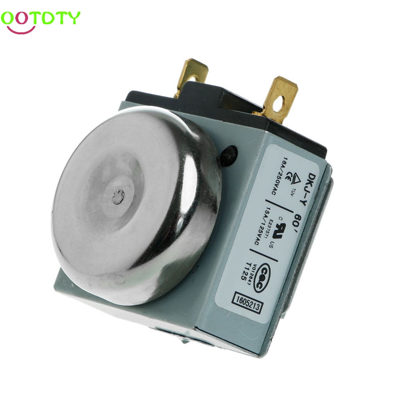 DKJ-Y 60/120 Minutes 15A Delay Timer Switch For Electronic Microwave Oven Cooker 828 Promotion