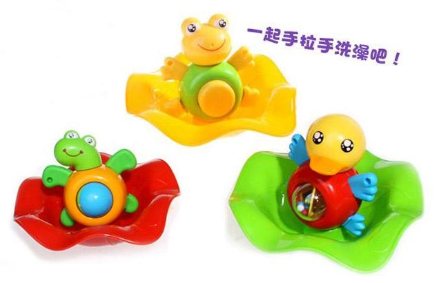 Brinquedo do banho do bebê brinquedos para crianças brincando na água do banho brinquedos Super Meng linda bom peixe chuveiro de água