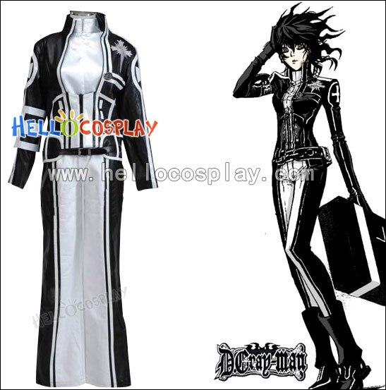 D Gray-Man Miranda Lotto Costume H008