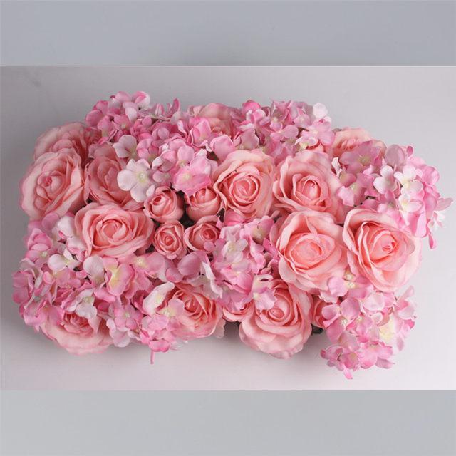 Online shop wedding silk flower circle arch make up whole round image mightylinksfo