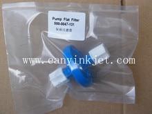 Willett насос плоский фильтр 500-0047-131 Willett предварительно фильтр насоса для Videojet Willett 430 43 s 46 P принтера